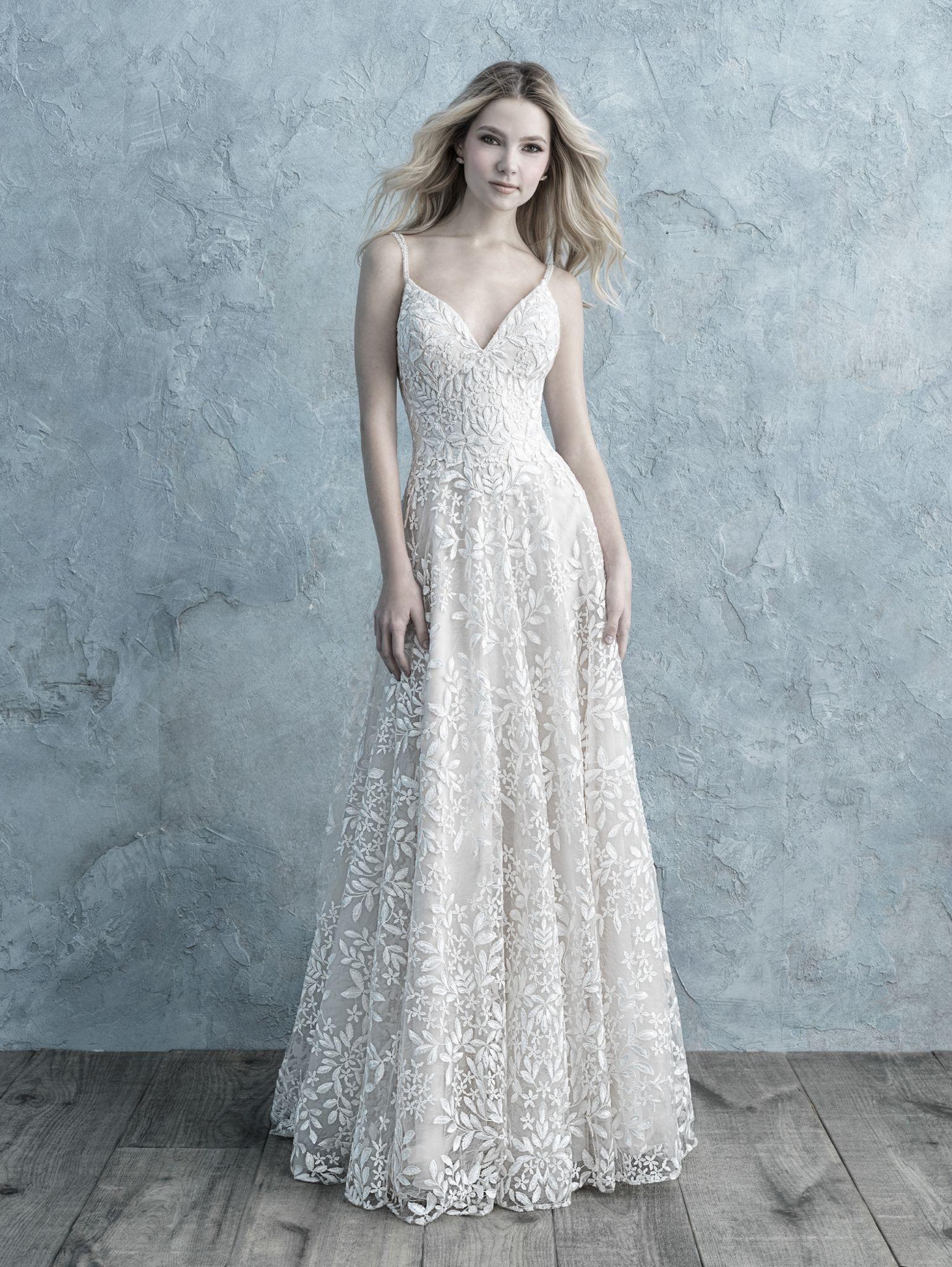 Allure Style 9669 Allure Wedding Dresses Allure Bridal Wedding Dress Store