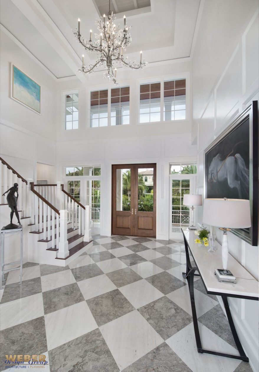 Naples Fl Architects Design Old Florida Style Home Downtown