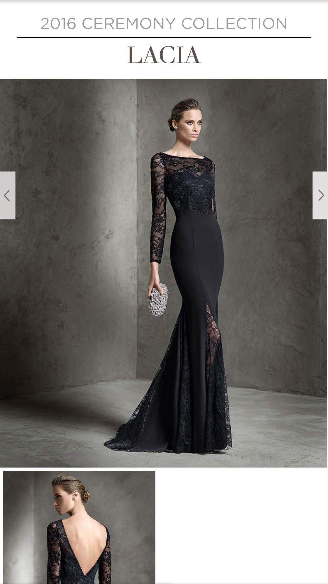 Pretty black dress til death do us part pinterest