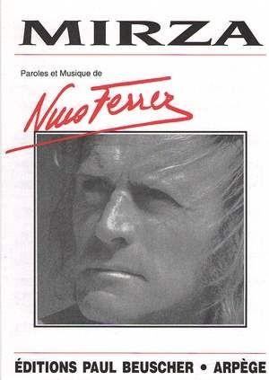 Mirza | Parole musique, Partition piano et Partitions de ...
