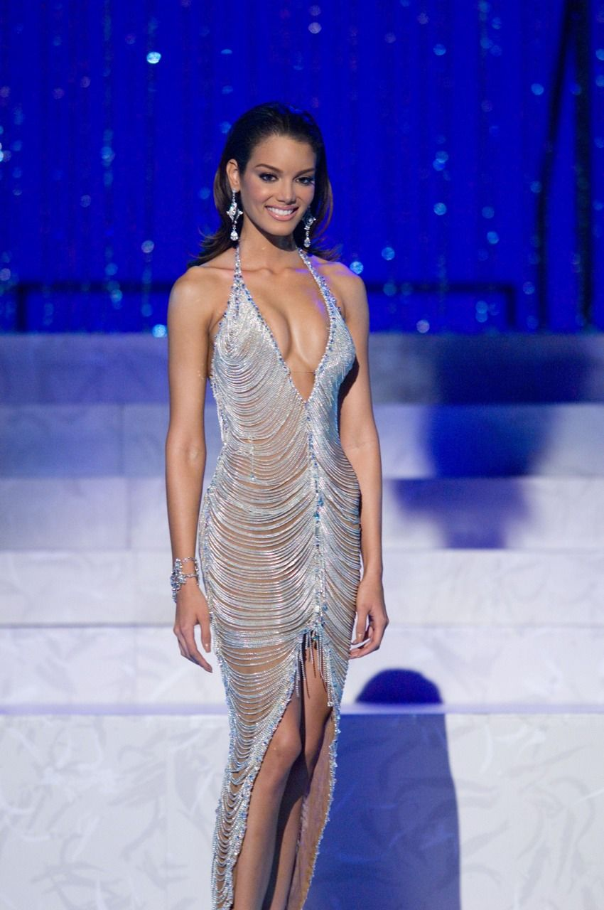 Zuleyka Rivera rocked this dress! | #pageantdresses | Pinterest ...