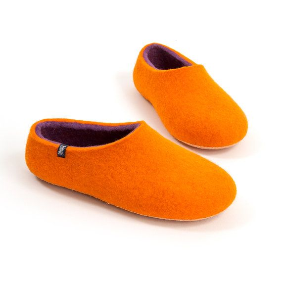 Ladies Slippers House Slippers For Women Soft Felted Slippers