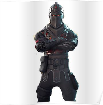Fortnite Black Knight Poster Products Knight Fantasy Concept
