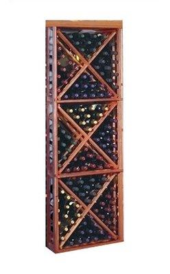 5e3a721e3e Wine Enthusiast Companies Jumbo Bin Grid 100 Bottle Floor Wine Rack |  Wayfair