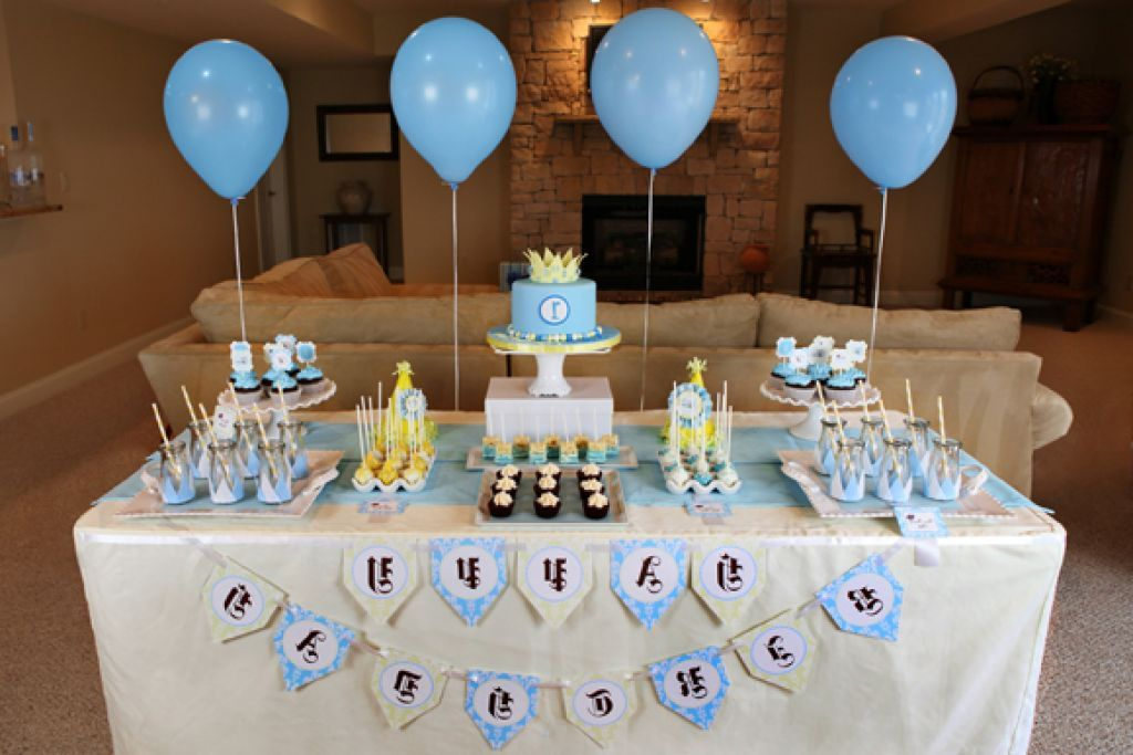 Related Image Prince Birthday Theme Boys 1st Party Ideas Baby Boy First