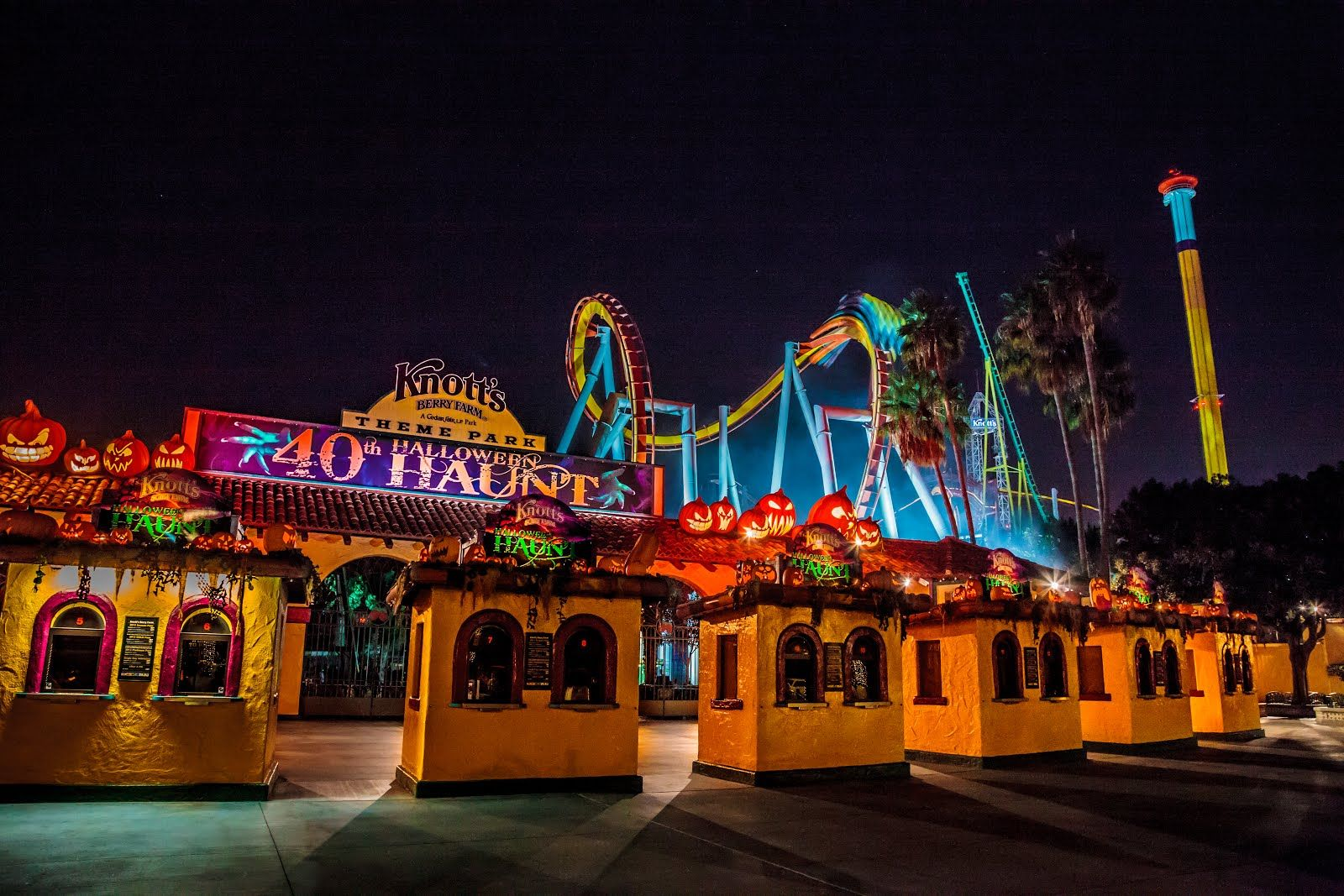 halloween is a boo tiful time of year at knotts berry farm visit the theme park to experience the longest running halloween event in the world - Farm Halloween
