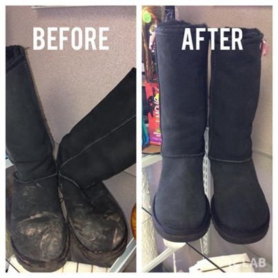 Was This Winter Rough On Your Uggs Bring Them Into Rite Cleaners And We Can Make Look Like New Again Call Any Of Out Locations For More Details