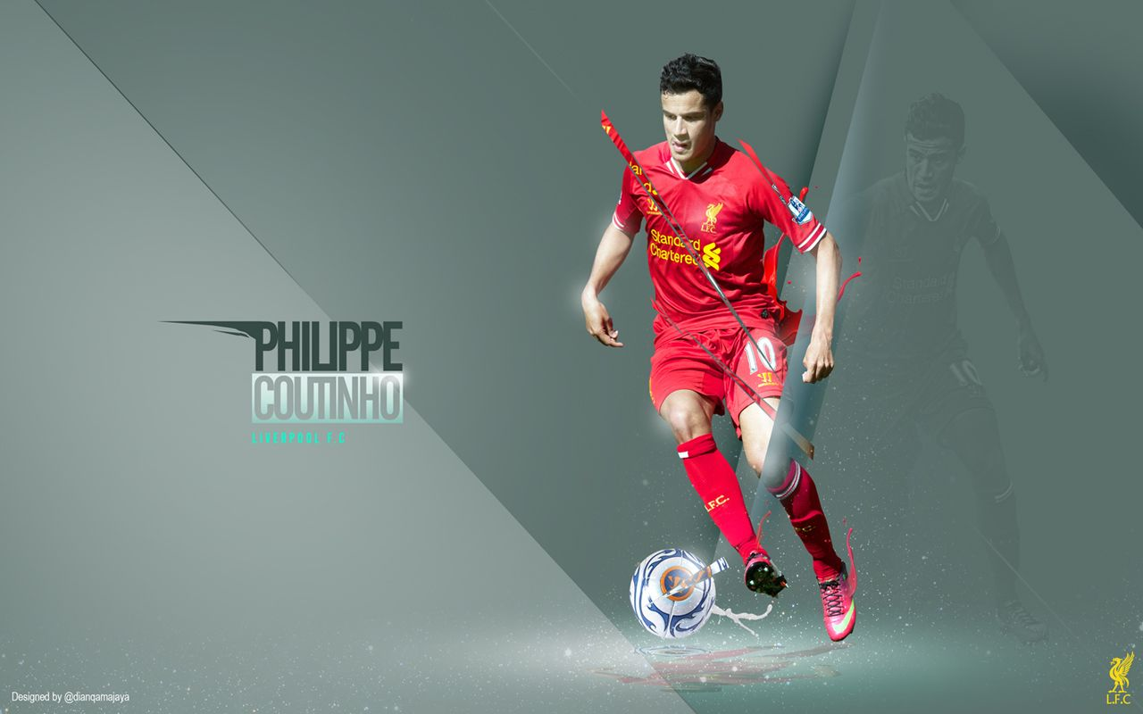 Philippe coutinho wallpaper hd backgrounds http www - Coutinho wallpaper hd ...