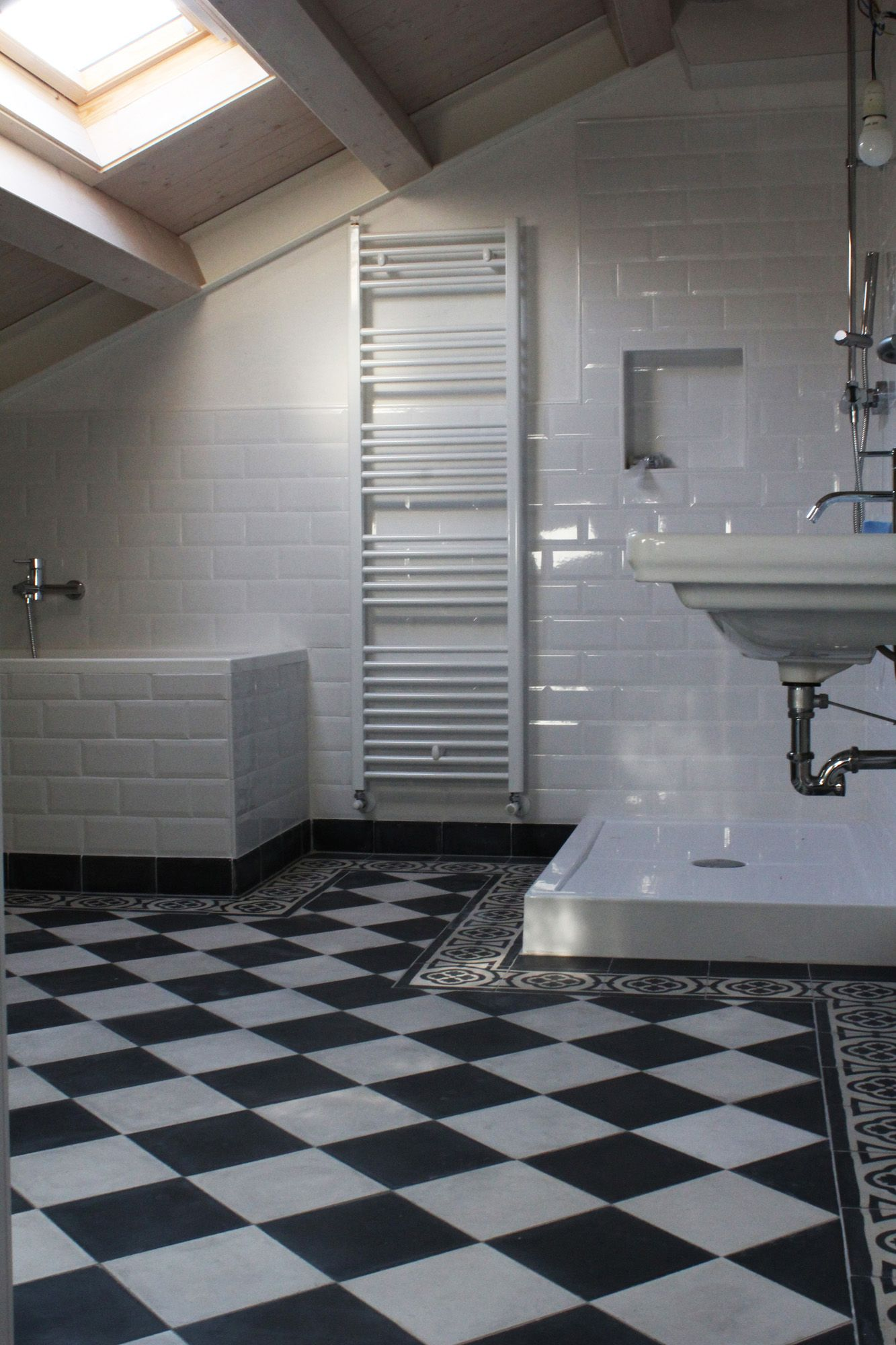 Authentic hydraulic tiles Zelart