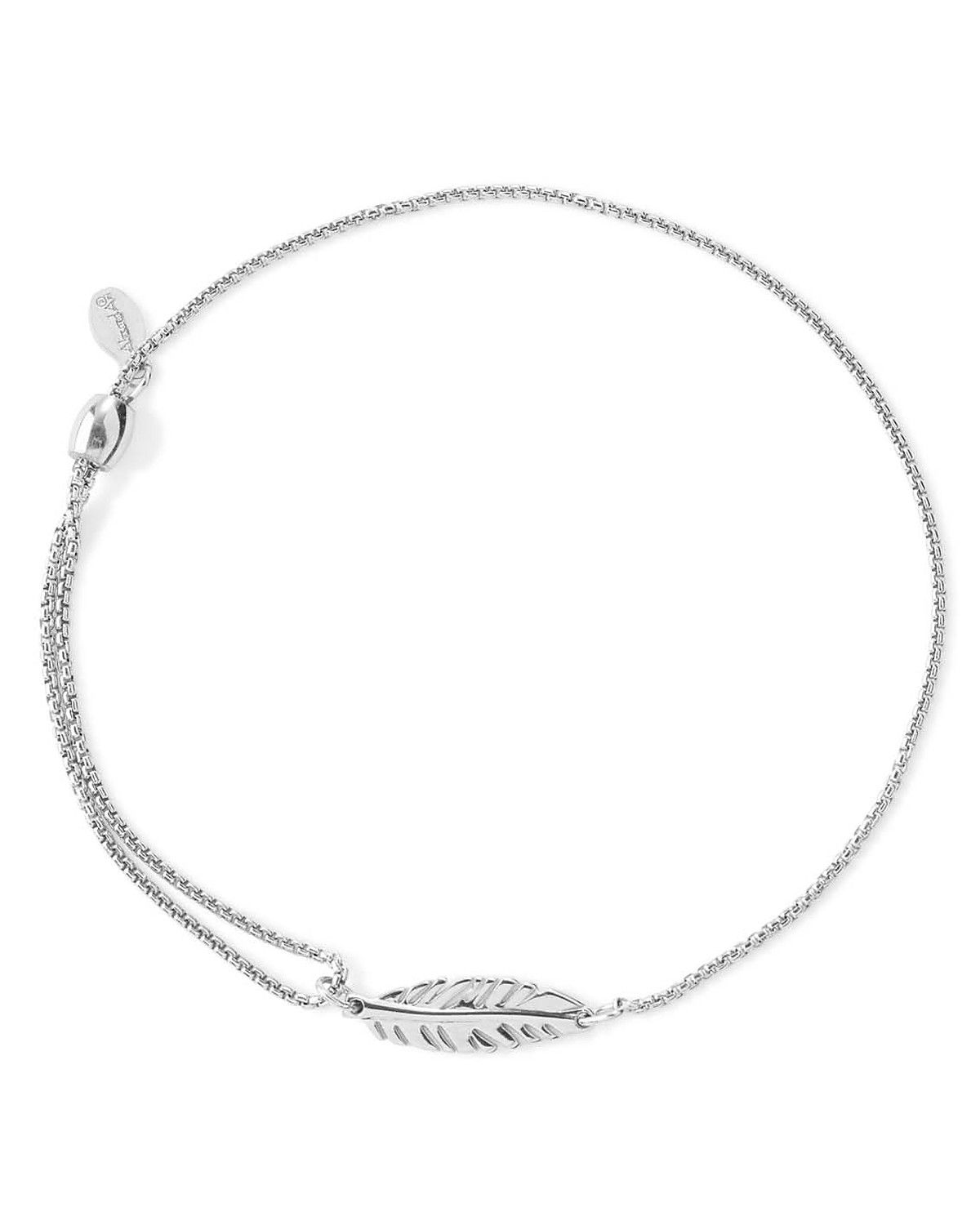 Alex And Ani Pull Chain Cross Bracelet Fascinating Alex And Ani Precious Metals Symbolic Feather Pull Chain Bracelet Review