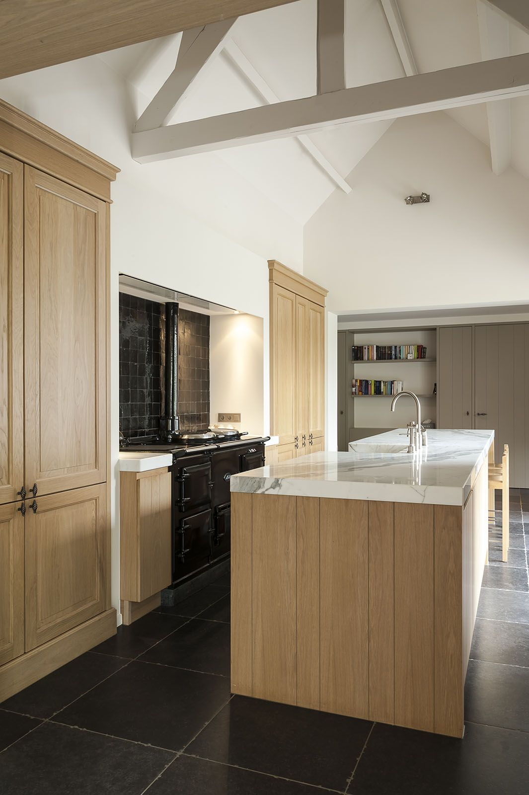 Interieur, google and rustic kitchens on pinterest