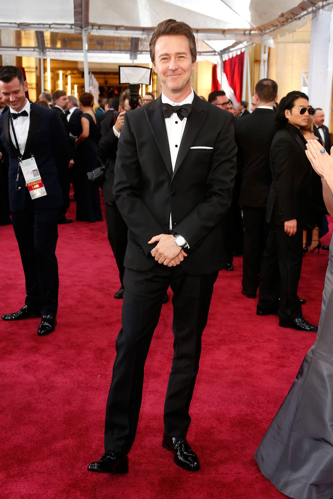 Image result for edward norton oscars