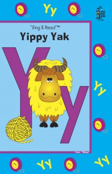 Yippy Yak Big Book