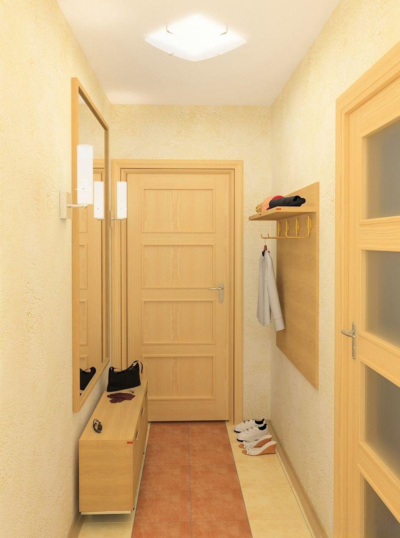 Маленький коридор своими руками фото фото 267