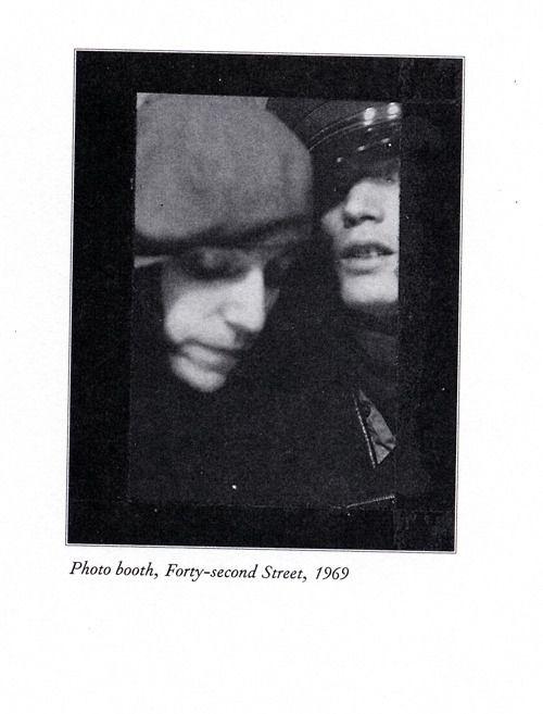 Robert Mapplethorpe and Patti Smith