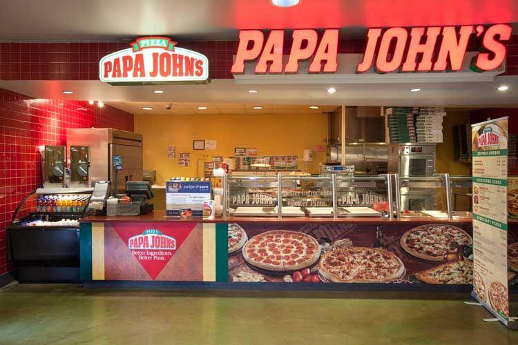Papa Johns Papa Johns Papa John