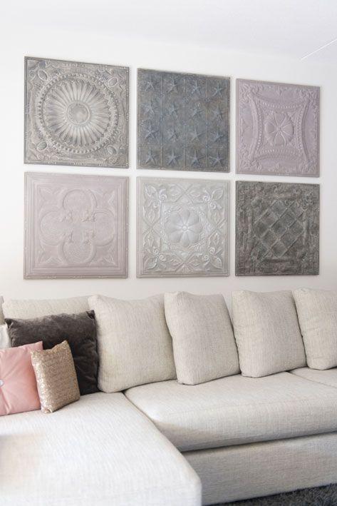 Mix and match je eigen wanddecoratie met wandpanelen van Artivue ...
