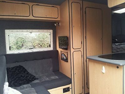 CAMPER VAN INTERIOR FURNITURE KIT 4 Berth UNIVERSAL