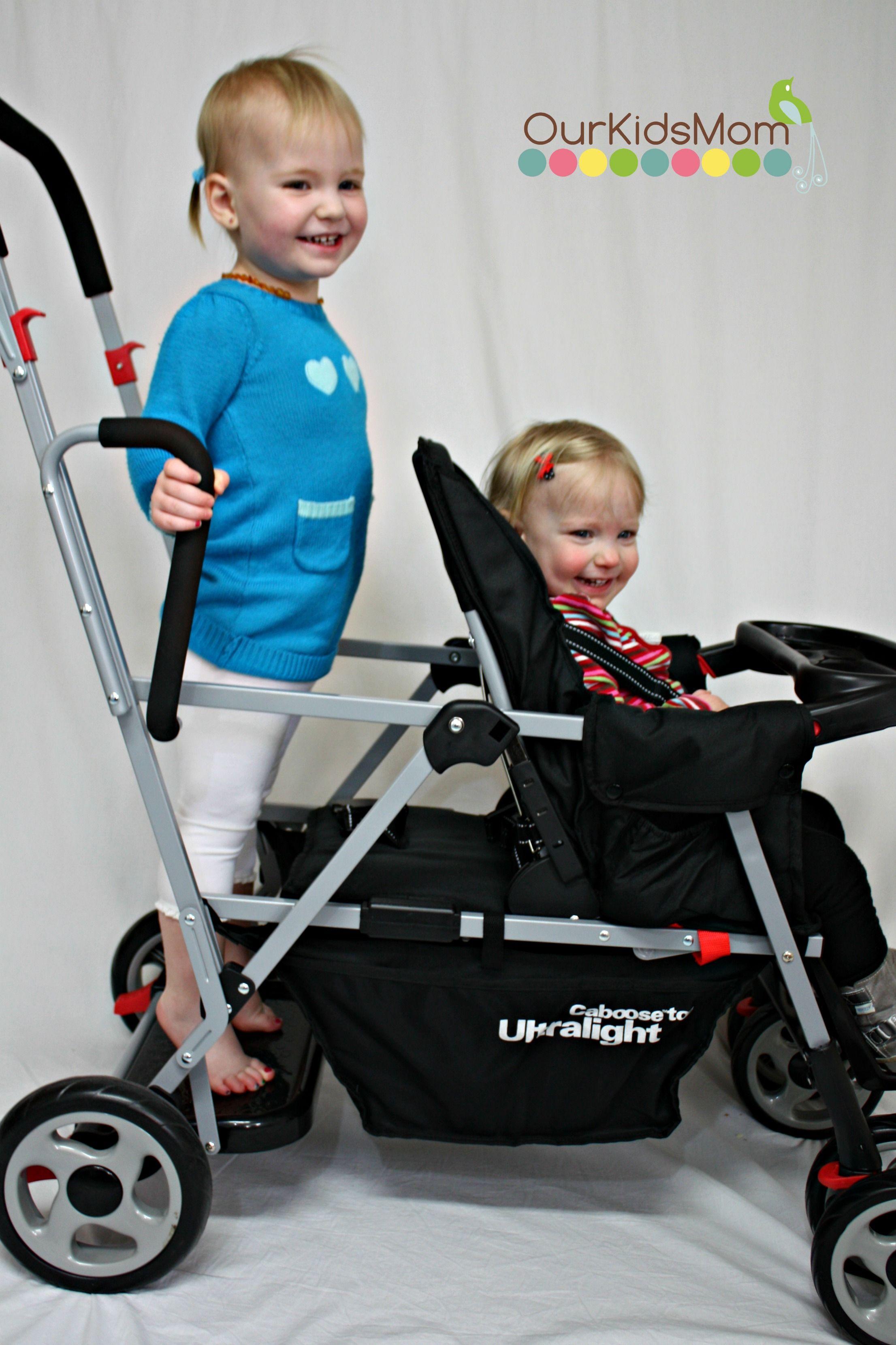 518d31cff56c Joovy Caboose Too Ultralight Stand On Tandem Stroller