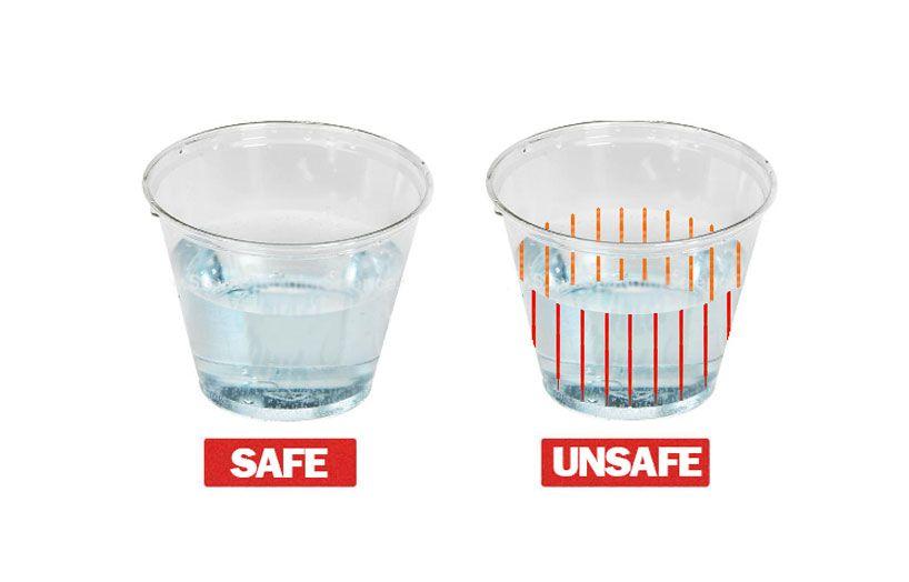 :: vasos drinksavvy :: detectan sustancias peligrosas en líquidos que contienen ::