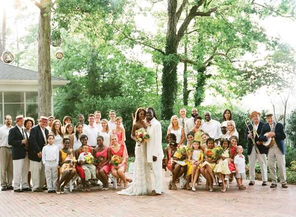 Family Heirlooms Wedding PhotosSouthern