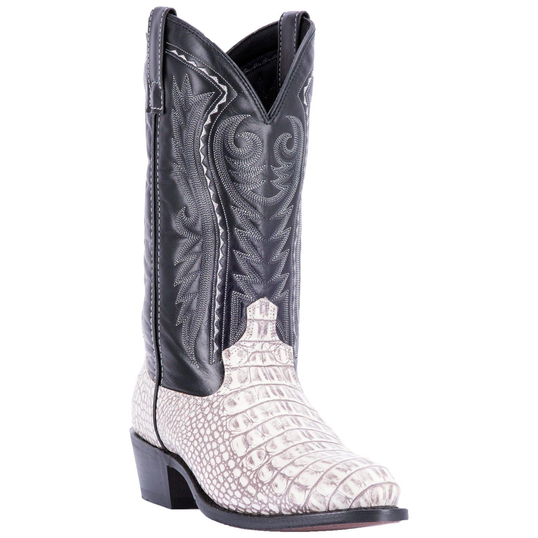 stivali di coccodrillo uomo