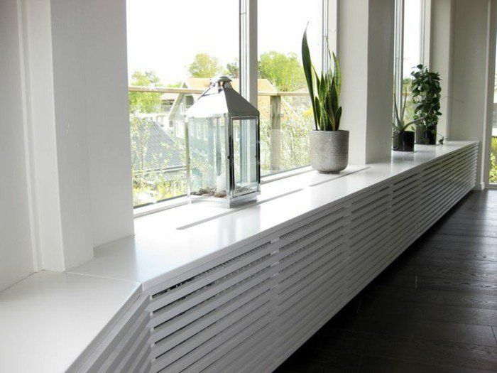 cache radiateur leroy merlin cacher un radiateur dans le. Black Bedroom Furniture Sets. Home Design Ideas