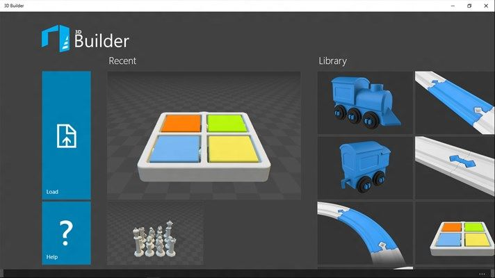Screenshot A simple way to experience 3D printing