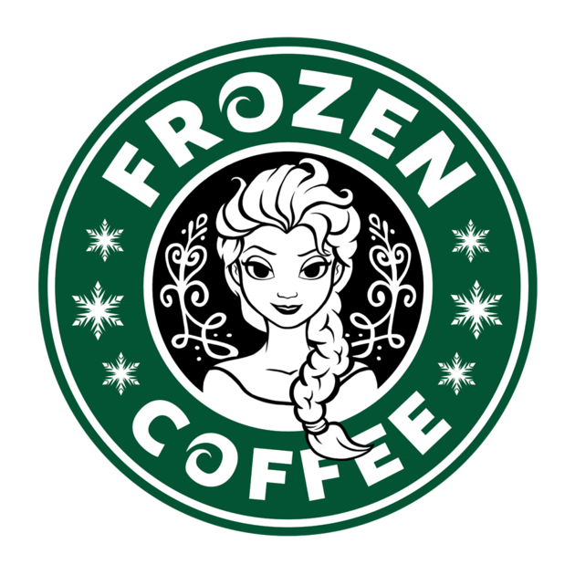 Love this tee shirt. Check out this awesome 'Frozen+Coffee