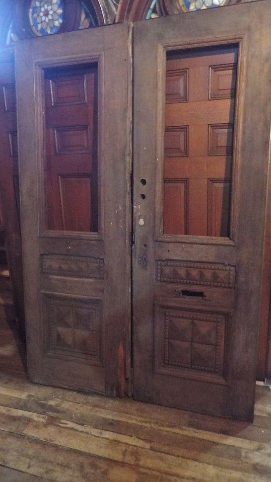 Antique Exterior Doors Bedrooms Inspiration Pinterest Doors