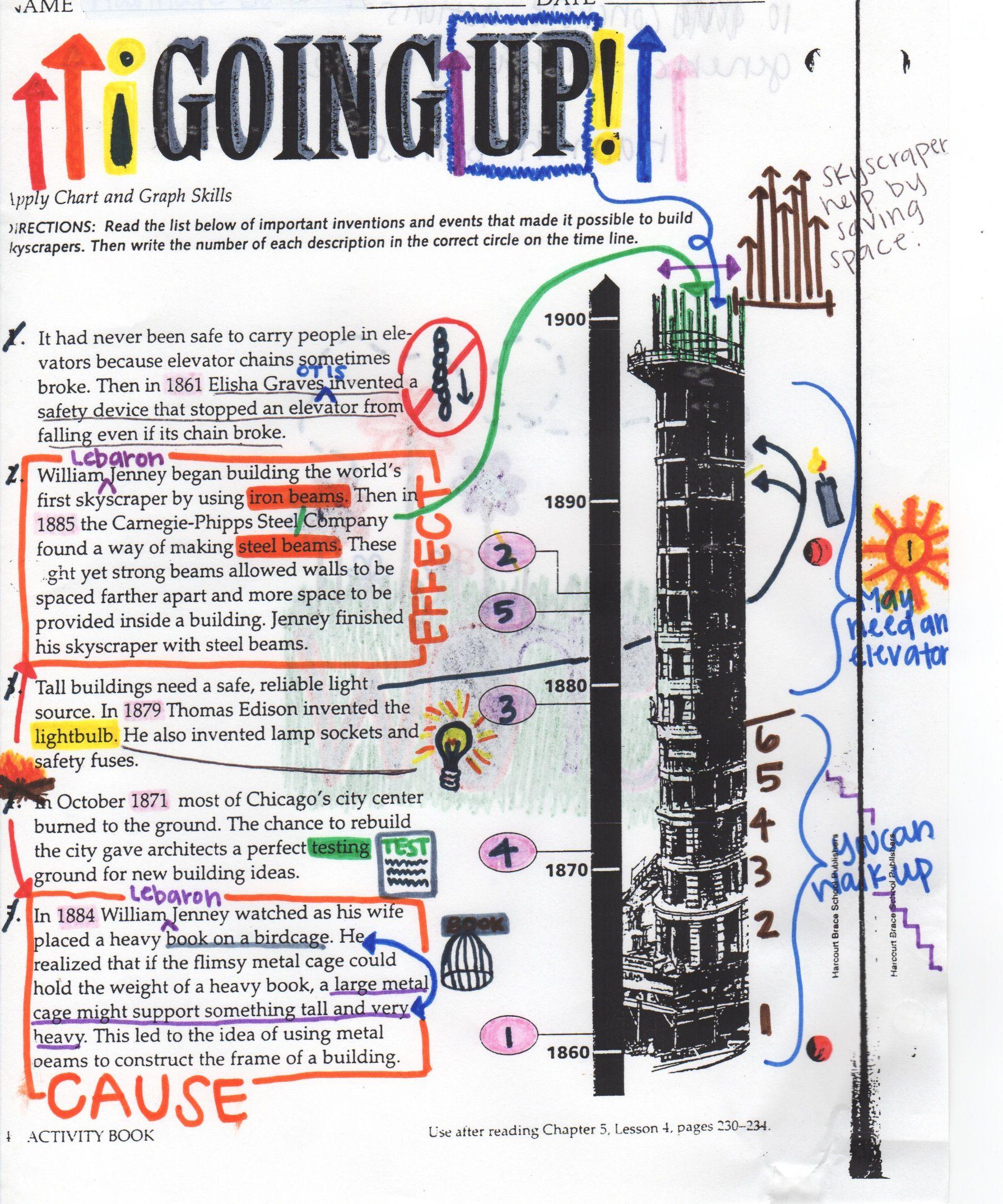 Going Up 5th Grade Worksheet Tenn Tech Univ Methods