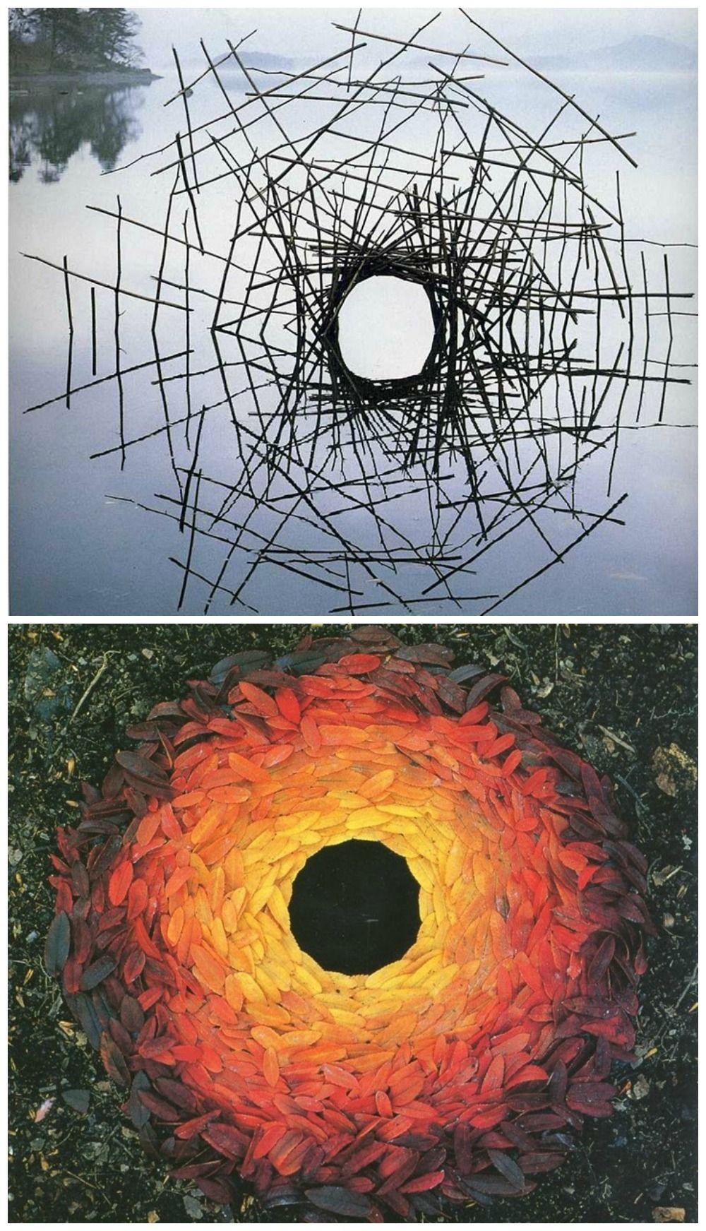 Nature Art: 13 Amazing Environmental Installation Artists #artinstallation