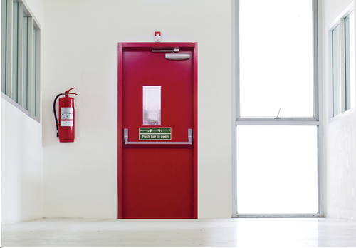 How To Maintain Your Fire Doors Even After A Fire Incident
