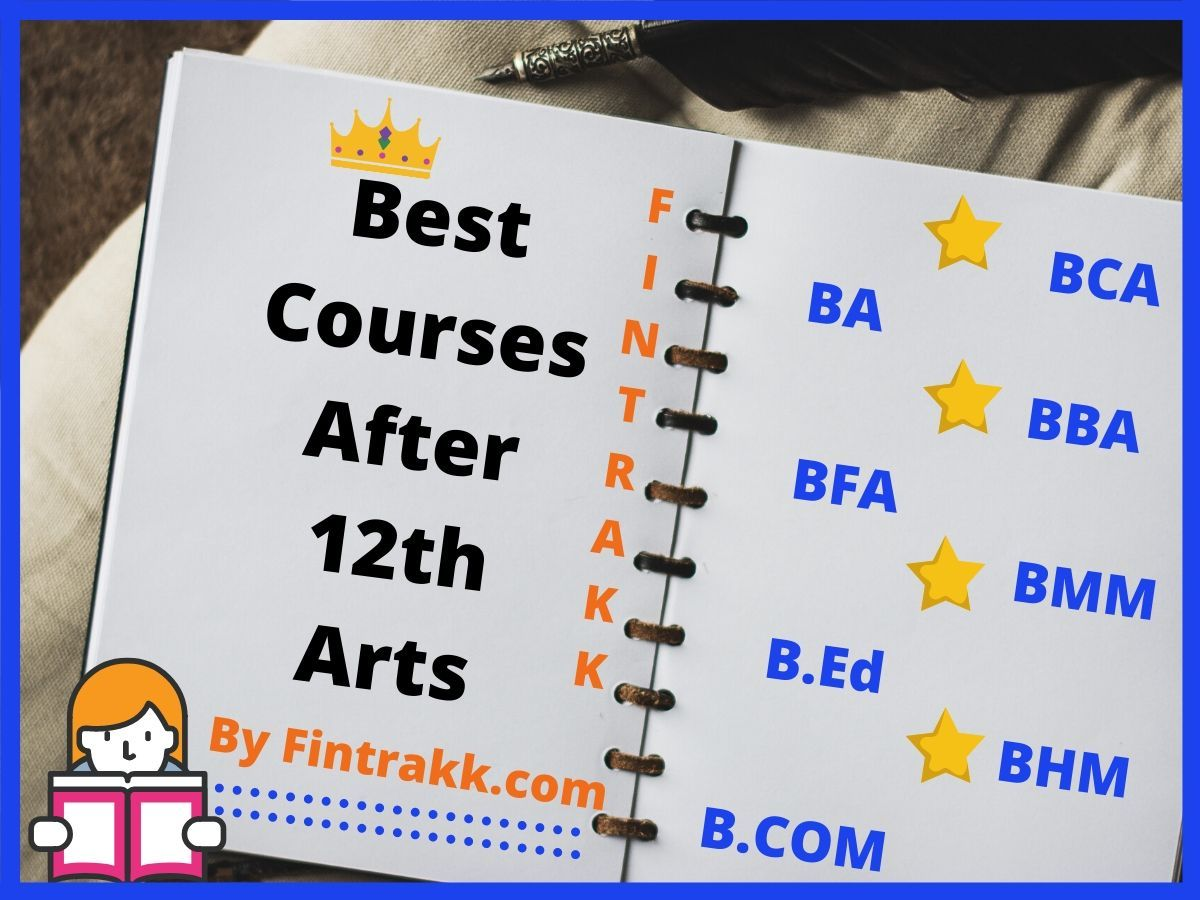 Best courses after 12th arts top career options 2020