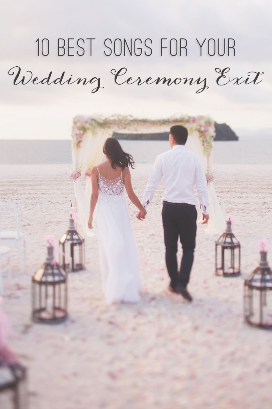10 Best Songs For Your Wedding Ceremony Exit