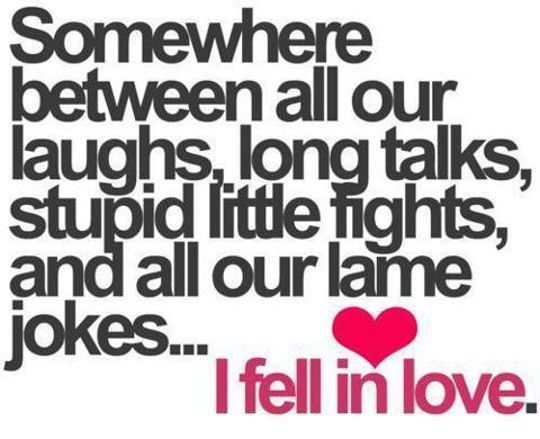 Heart Touching Funny Love Quotes Why I Fell In Love Did You Say Beauteous Hilarious Love Quotes