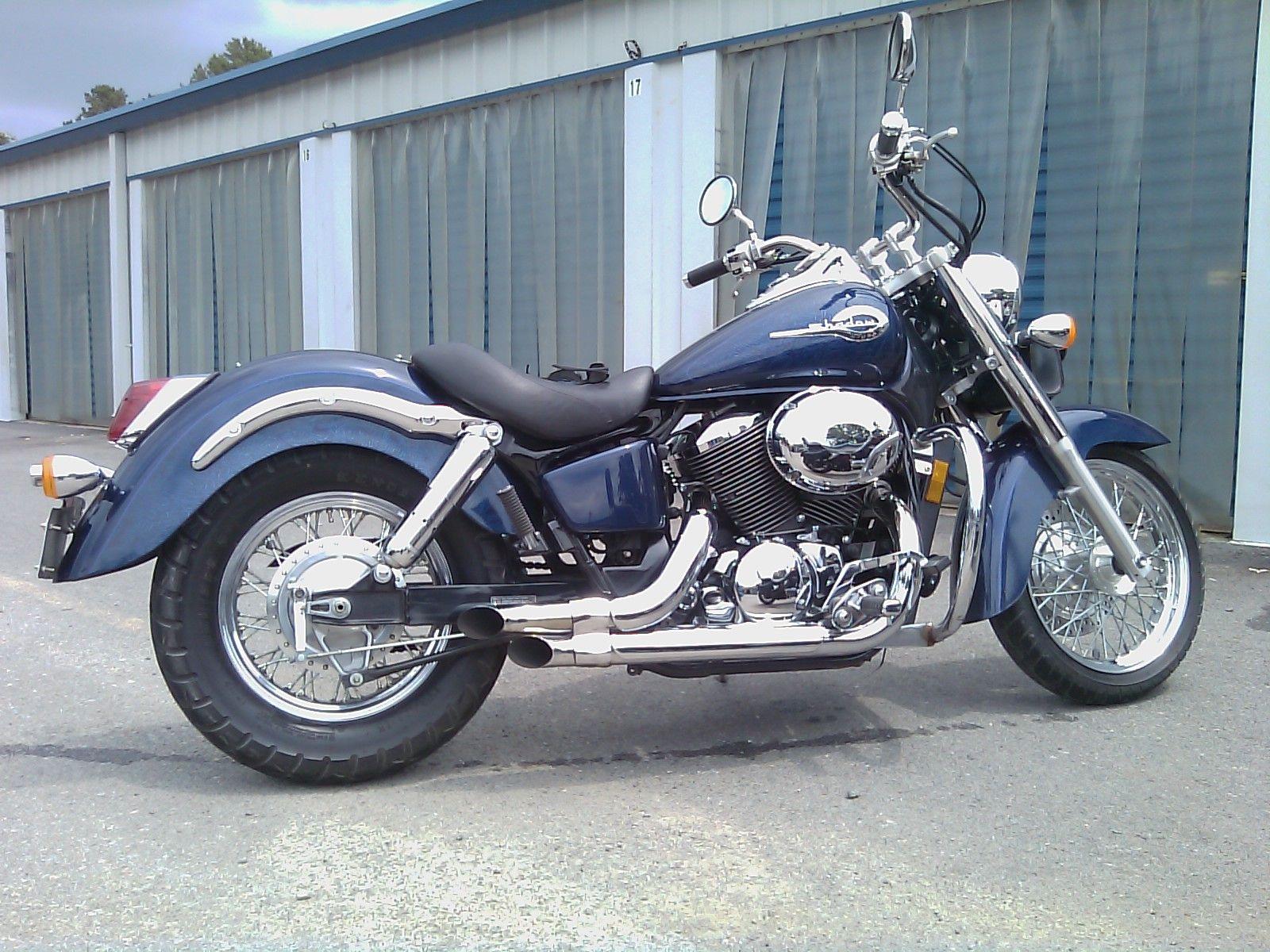 My Honda Vt750 Deluxe Shadow Ace Motorcycles Motorcycle Honda