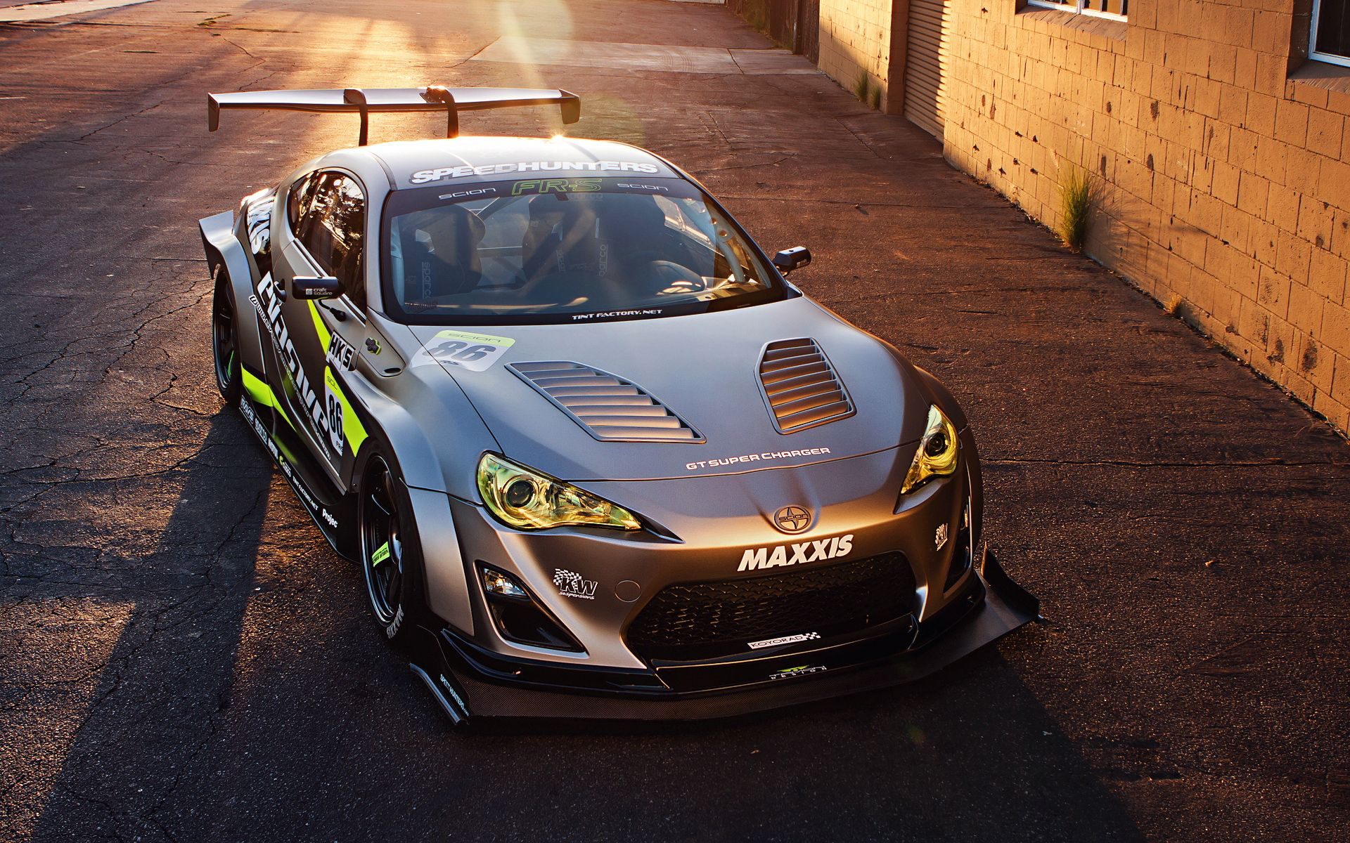 Widebody Scion Frs Widebody Wallpapers Pictures Photos Images