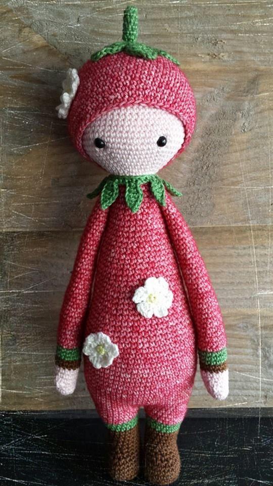 Made by Els van S. | Lalylala dolls | Pinterest | Kuh, Kuscheltiere ...