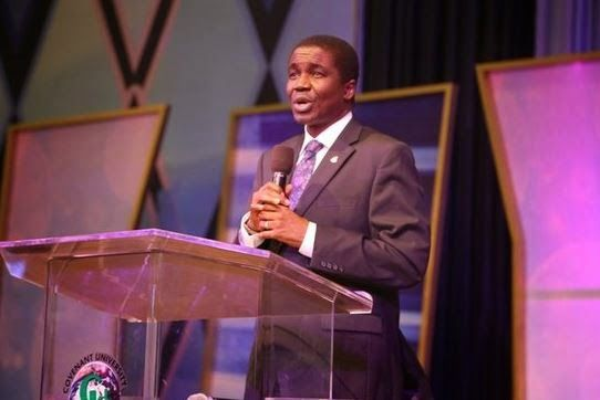Topic: Iniquity Vs. Love   …Because iniquity shall abound, the love of many shall wax cold. - Matthew 24:12  The ultimate intention of satan for introducing iniquity is to frustrate and destroy the love of God in the believer's life.   #Bishop David Abioye