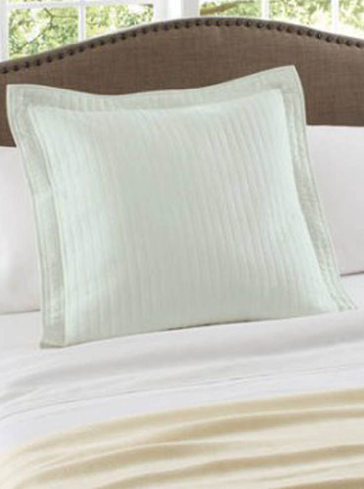 Silk Pillowcase Walmart Solid Cotton Euro Sham Aqua From Better Homes And Gardens At