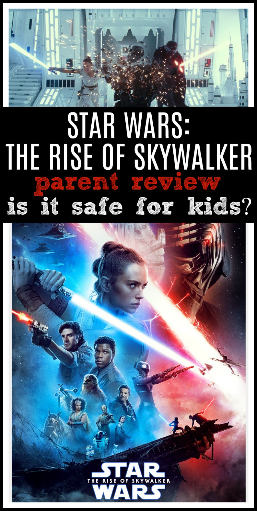 Star Wars The Rise of Skywalker Movie Review Star wars