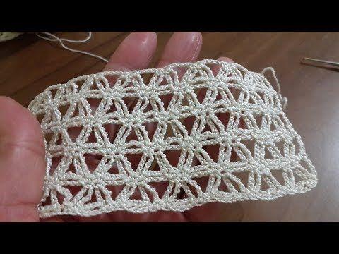 Hem kolay hemde güzel bir örnek sizlerle & Crochet knitting