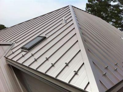 Metal Roof Standing Seam Metal Roofing New Jersey Nj Bucks County Metal Roof Roof Design Standing Seam Metal Roof