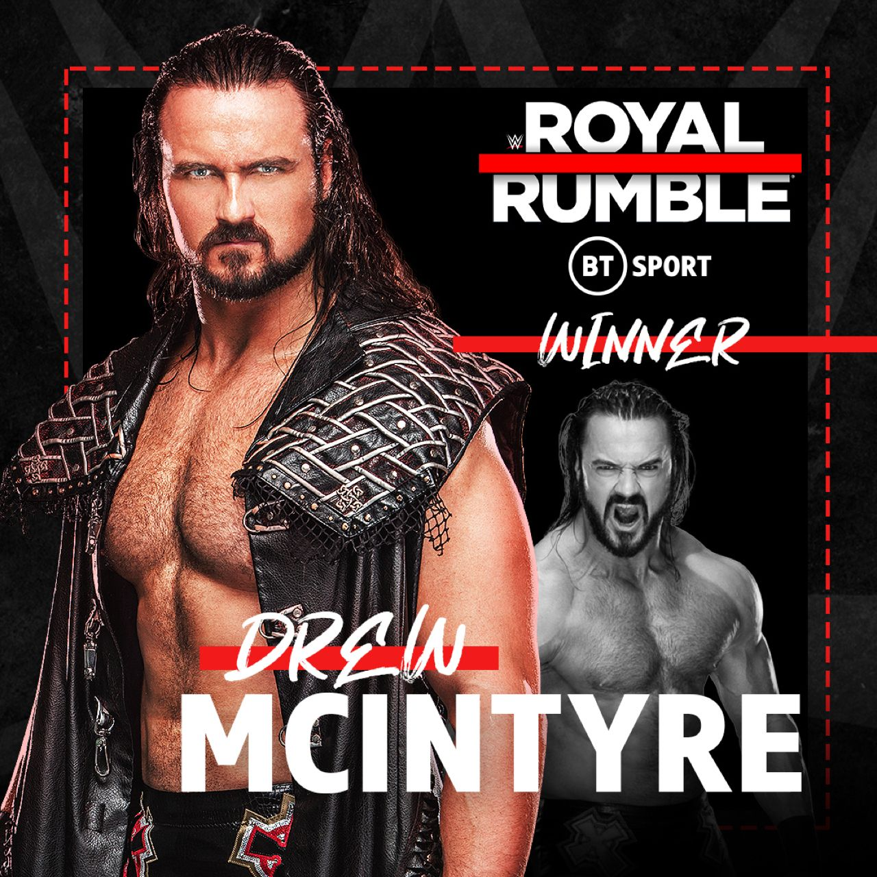 Pin by T.J. Waege on WWE Royal Rumble in 2020 (With images