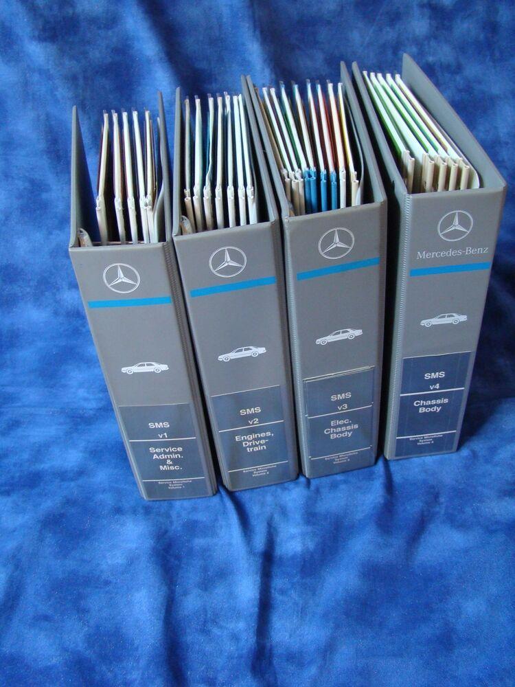 Mercedes Benz1960 2001 Service Microfiche System Over 600 Pieces Complete Mercedes Benz Service Mercedes Benz Mercedes