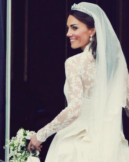 Princess Kates Wedding Dress
