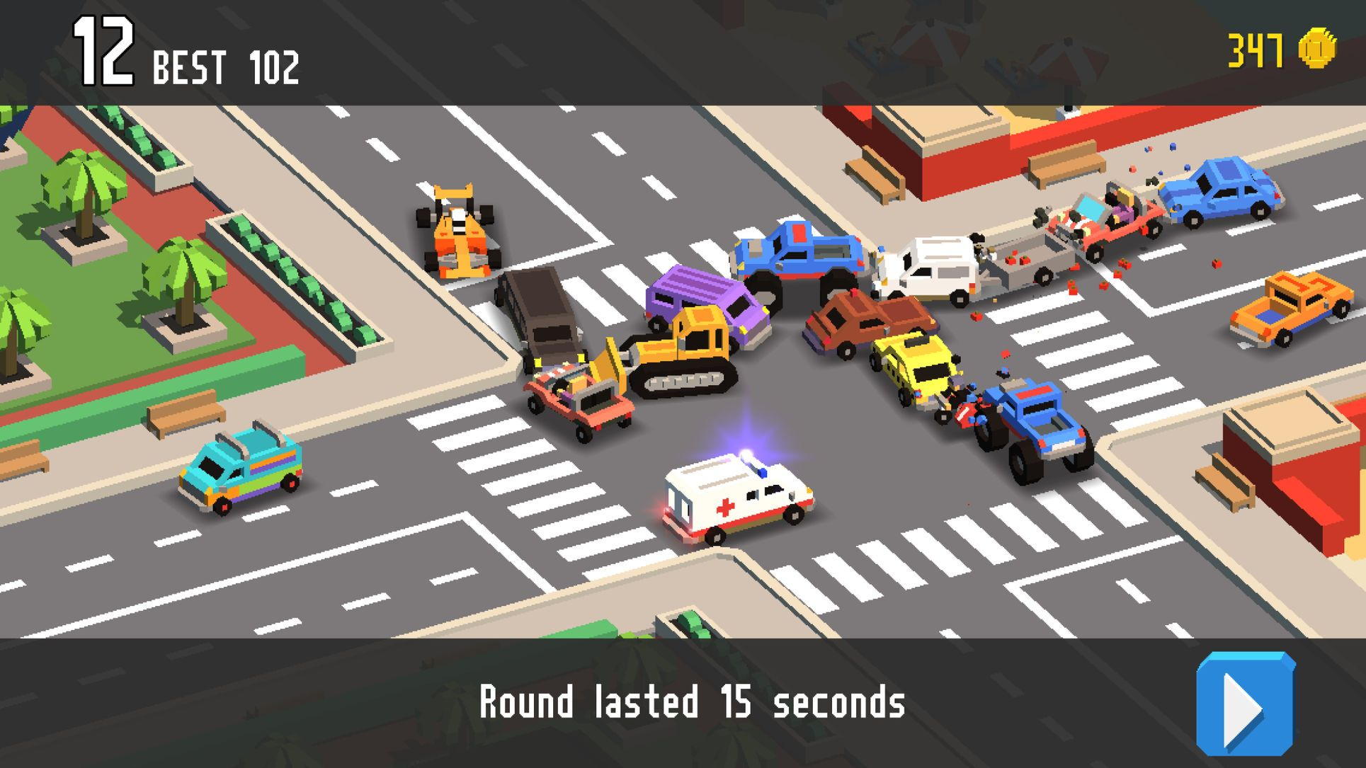 Traffic Rush 2 ActionStrategyappsios Rush 2, Coin