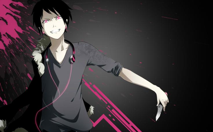 Anime Fan Art Durarara Orihara Izaya Wallpapers Hd Desktop And Mobile Backgrounds Durarara Anime Fanart Anime Wallpaper