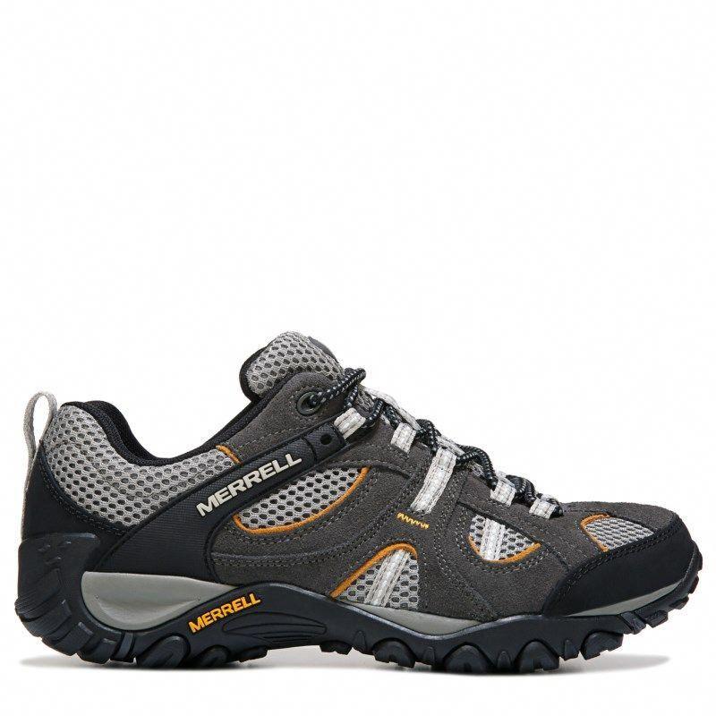 f21ffcef43d Merrell Men s Yokota Trail Vent Hiking Shoe Boots (Castle Rock Cadmium)   hikingshoes